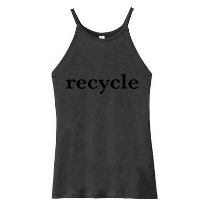 Tree Tee Recycle Women's Tank Top
