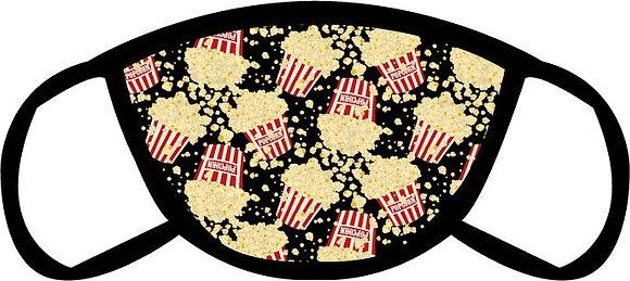 Popcorn Face Mask