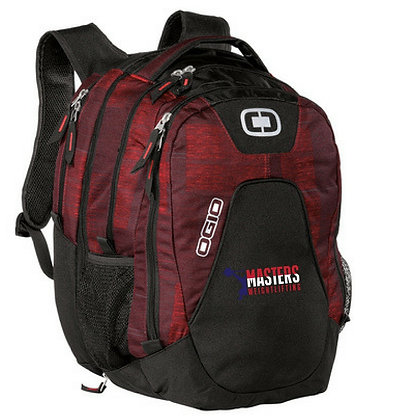 Masters Weightlifting Embroidered Ogio Backpack