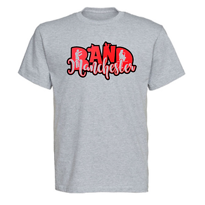 Manchester Panthers Manchester Band Logo #26 Unisex T-Shirt