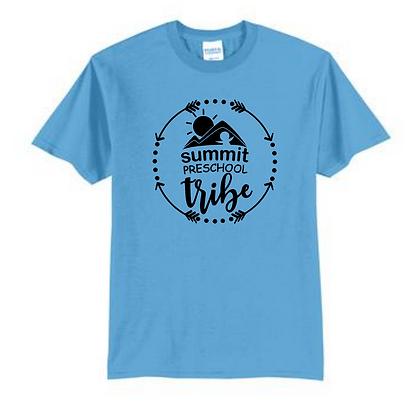 Summit Preschool Tribe Adult Shirt