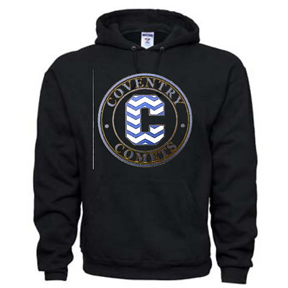 Coventry Comets General Logo #8 Unisex Hoodie