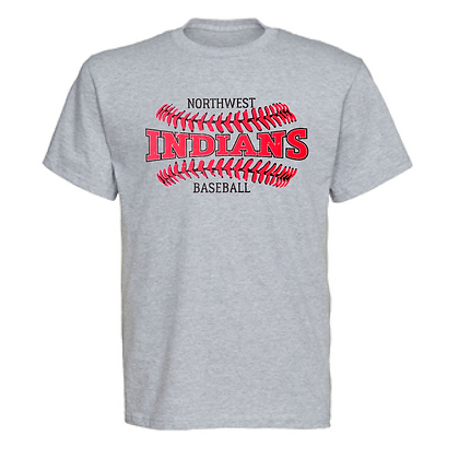 Northwest Indians Baseball Logo #28 Unisex T-Shirt