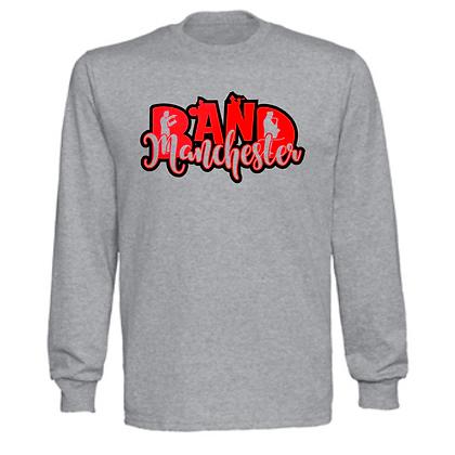 Manchester Panthers Band Logo #26 Unisex Long Sleeve T-Shirt