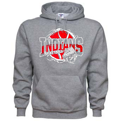 Northwest Indians Basketball Logo #36 Unisex Hoodie