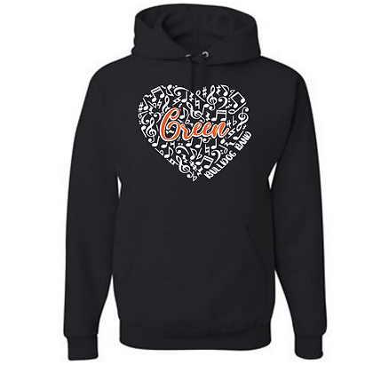 Design A Unisex Cotton blend Hoodie