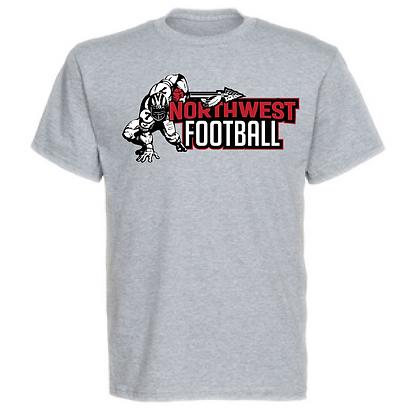 Northwest Indians Football Unisex T-Shirt