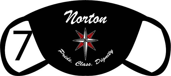 Norton Pride Face Mask
