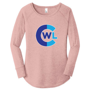 CWL Ladies Long Sleeve Triblend