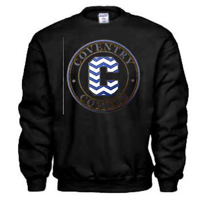Coventry Comets General Logo #8 Unisex Crew Neck Sweater