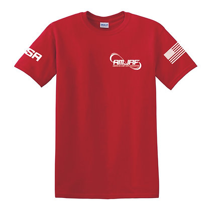 AMJRF Red Competition Unisex T-Shirt