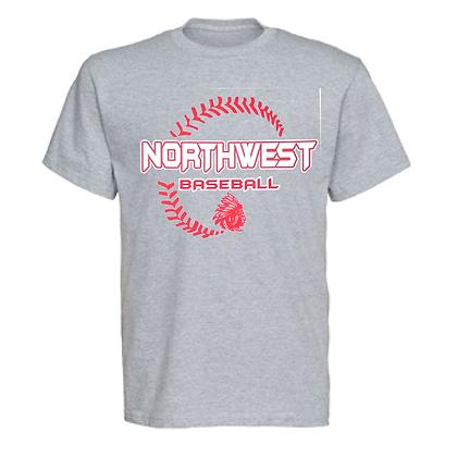 Northwest Indians Baseball Logo #27 Unisex T-Shirt