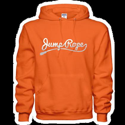 Gameday Jump Rope Cursive Unisex Hoodie