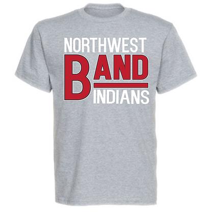 Northwest Indians Band Unisex T-Shirt