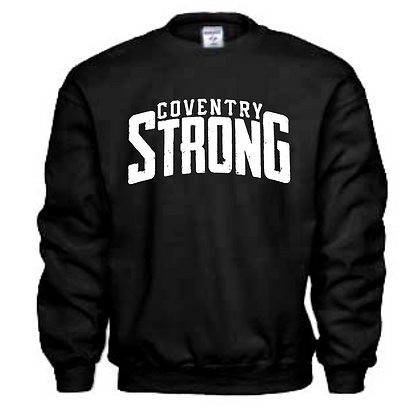 Coventry Comets General Logo #16 Unisex Crew Neck Sweater
