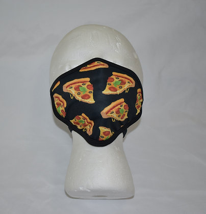 Pizza Face Mask