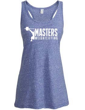 Masters Weightlifting Ladies Tank