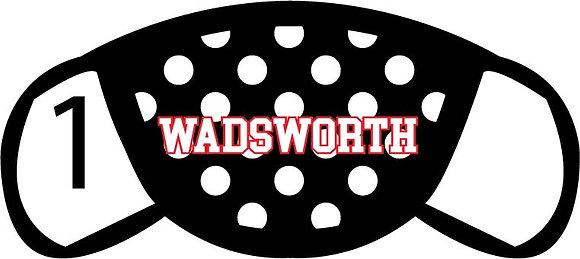 Wadsworth Polka Dots Face Mask