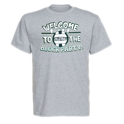 Gameday Welcome to the Block Party Unisex T-Shirt