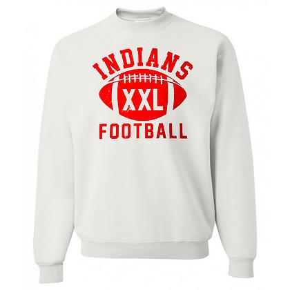 Northwest Indians Football Logo #50 Unisex Crew Neck Sweater