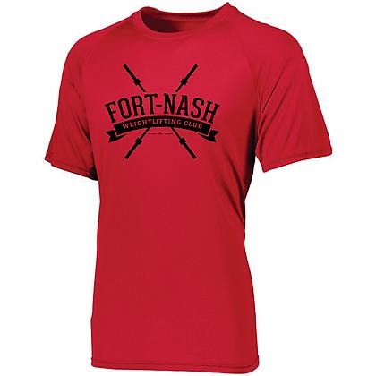 Fort Nash Weightlifting Club Logo B Men's Compression