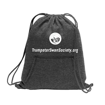 TTSS Fleece Sweatshirt Cinch Bag