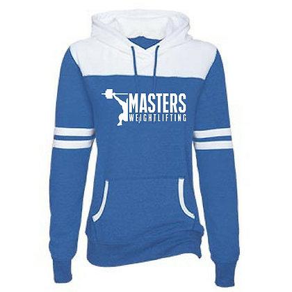 Masters Weightlifting Ladies Hoodie