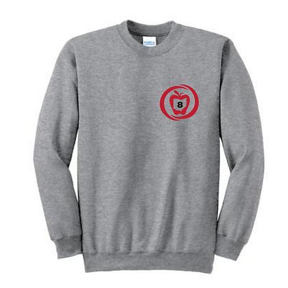 SST8 Icon Left Chest Adult Crewneck Sweatshirt