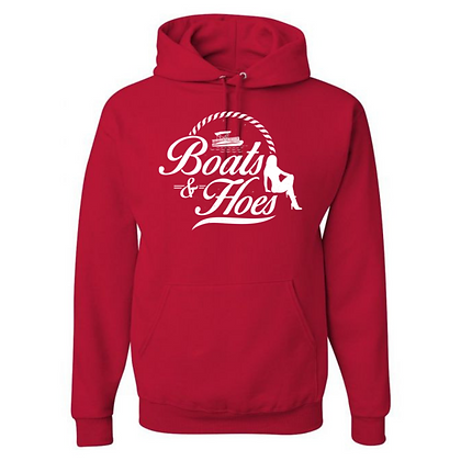 Boats and Hoes Unisex Hoodies