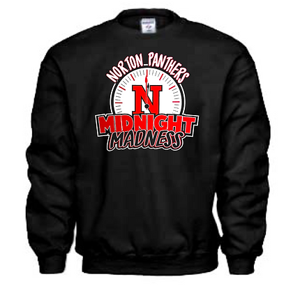 Norton Panthers General Logo #22 Unisex Sweatshirt