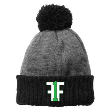 Fitness Forty One Fleece Lined Beanie