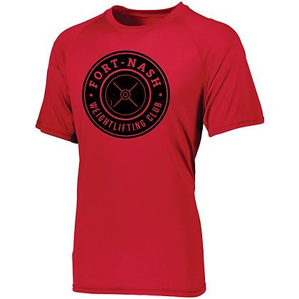 Fort Nash Weightlifting Logo A Men's Compression