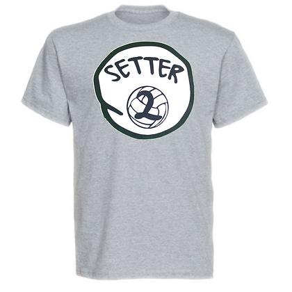 Gameday Setter #2 Unisex T-Shirt
