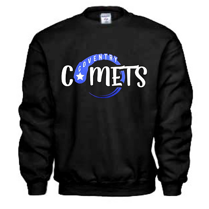 Coventry Comets General Logo #7 Unisex Crew Neck Sweater