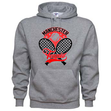 Manchester Panthers Tennis Logo #71 Unisex Hoodie