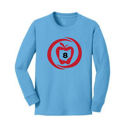 SST8 Icon Full Front Adult Long Sleeve