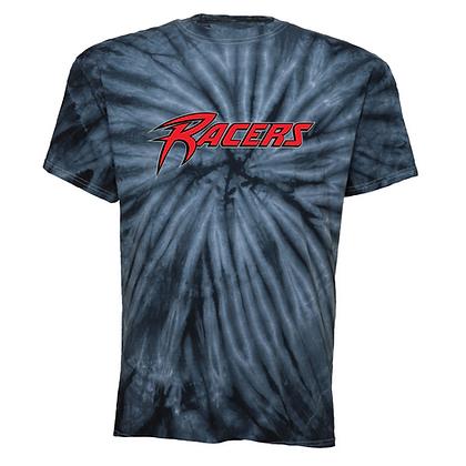Akron Racers Tie-Dye Design 1