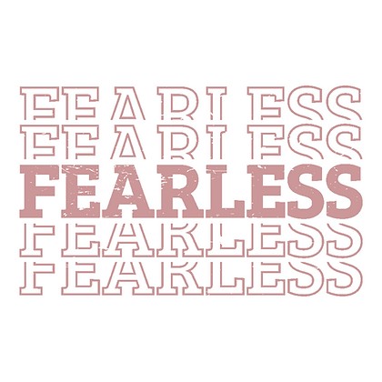 Distressed Fearless
