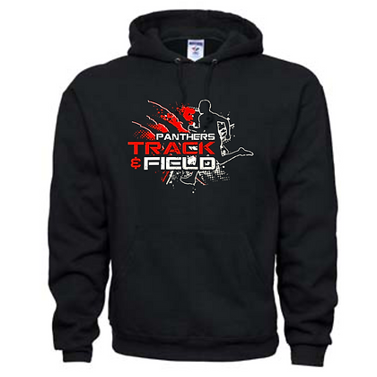 Manchester Panthers Track Logo #75 Unisex Hoodie