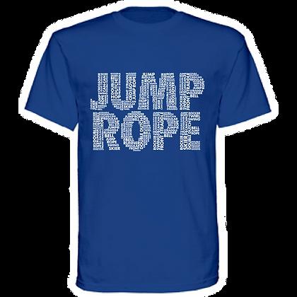 Jump Rope Tricks Unisex T-shirt