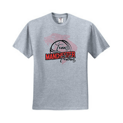 Manchester Panthers Tennis Logo #72 Unisex T-Shirt