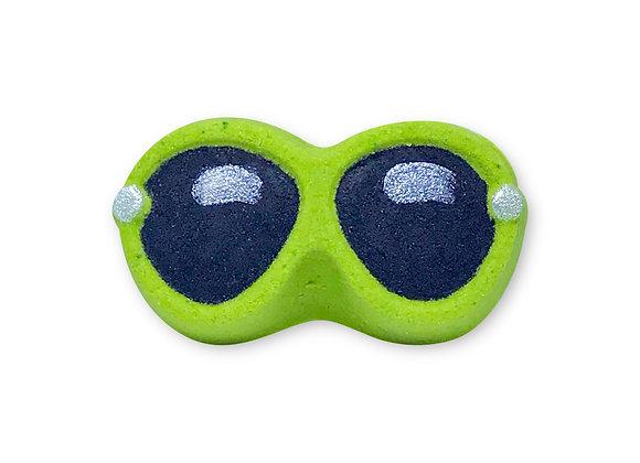 Sunglasses at Night Bath Bomb-Pineapple & Coconut