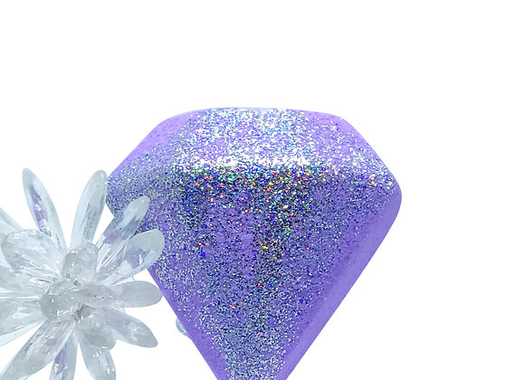 Lucy with Diamonds Bath Bomb-Prosecco & Peach Nectar-Set of 4 WS