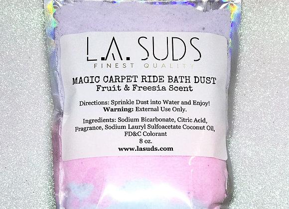 Magic Carpet Ride Bath Dust