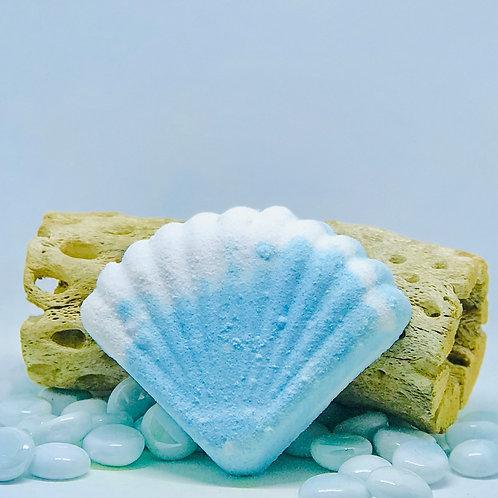 Malibu Bath Bomb-Deep Sea & Cassis