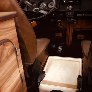 Lautsprecher Box/ Ablage VW T2 Bulli