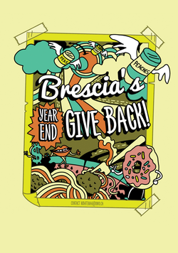 Brescia's Year End Giveback