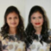 Glam makeup for black tie event.. #ProAp
