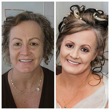 Bridal Makeup 💄 _Before & After _#ProAp