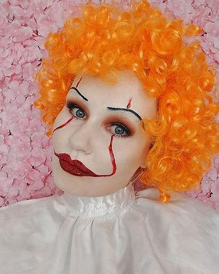 Hiya Georgie! _#halloweenmakeup #itmakeu